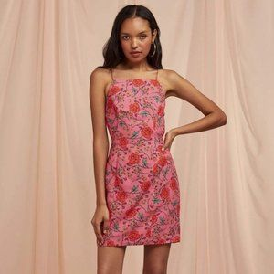 NWT Finders Keepers Hana Floral Mini Dress Size S